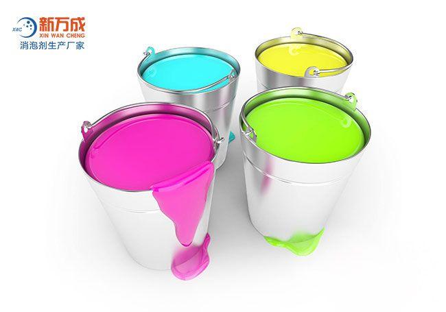 水性涂料起泡就用水性涂料消泡剂