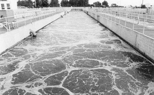 水处理消泡剂的应用场景