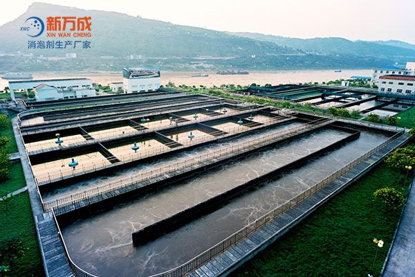 新万成工业污水消泡剂厂家
