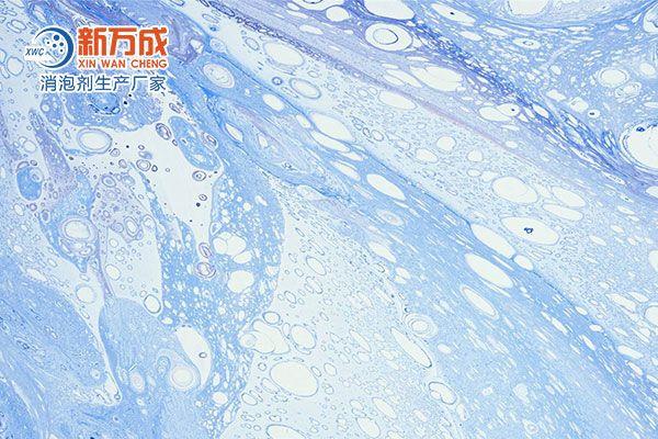新万成聚醚消泡剂的使用