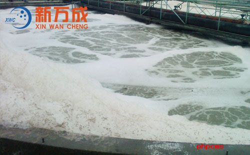 新万成屠宰场污水处理消泡剂厂家